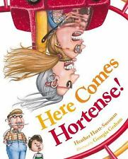 Here Comes Hortense!-ExLibrary