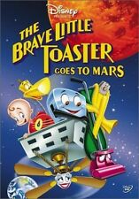 The Brave Little Toaster Goes to Mars Disney DVD New