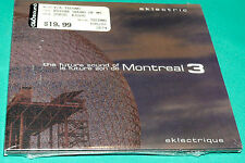 The Future Sound of Montreal 3 (King Groove) CD NEW SEALED