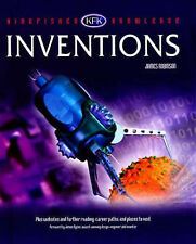Inventions (Kingfisher Knowledge), Robinson, James,