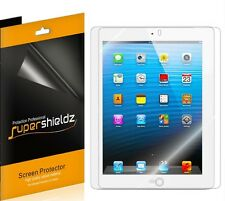 6x Anti-glare Screen Protector Guard Film Matte Skin Cover for Apple iPad 4 3 2