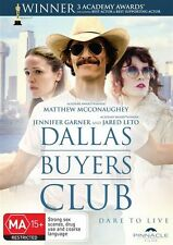 Dallas Buyers Club : NEW DVD