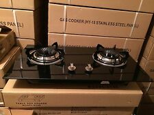 Brand New Double Burner LPG gas Stove or Cook Top