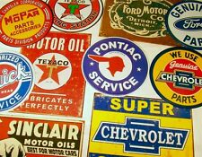 Pick 15 Novelty Metal Signs From My Listings At Wholesale Price USA Made New