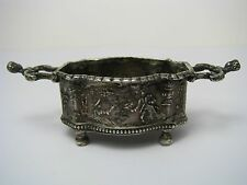 HANAU STERLING SILVER MINIATURE JARDINIERE Karl Kurz of Kesselstadt Germany 1902