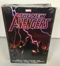 Marvel New Avengers Vol 1 Omnibus Finch Cover Hardcover HC - NEW MINT SEALED