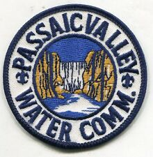 Patch Passaic Valley Water Commision PATERSON NJ Great Falls Nat'l Park