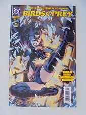 Birds of Prey - Heft Nr. 1 - DC- Panini Comics / Z. 1