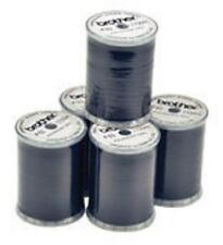 Brother Black Embroidery Bobbin Thread SAEBT999  **ONE SPOOL