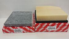 LEXUS OEM FACTORY CABIN FILTER AND ENGINE AIR FILTER SET 2013-2015 GS350