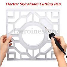 Hand Held Hot Wire Craft Electric Styrofoam Foam Cutter 10cm Cutting Pen Tool