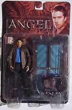"BTVS/ANGEL. ""RAIN OF FIRE"" WESLEY TIME & SPACE TOYS EXCLUSIVE ACTION FIGURE. NOC"