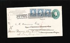 Bunker Hill & Sullivan Mining Kellog Idaho Domestic Paid Foreign Added NY 2w