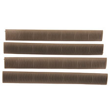 ERGO GRIPS M-LOK WedgeLok® Slot Cover Grip - 4 Pack - DARK EARTH # 4332-4PK-DE