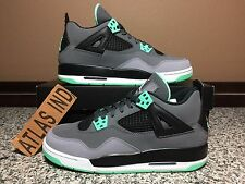 AIR JORDAN 4 RETRO Green Glow Nike IV 1 3 6 11 12 Bred Cement DB Fear Toro 5.5Y