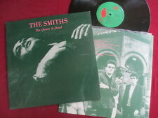 The Smiths orig Lp + insert - The Queen Is Dead, Australian Rough Trade pressing