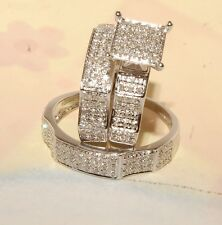 Man's And ladies Diamond and White Gold  Wedding Band & Engagement Rings Jewelry