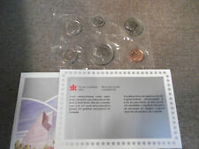 1986 CANADA PROOFLIKE MINT SET AS ISSUED, **** RED CENT *****
