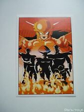 Autocollant Stickers Dragon Ball Z Part 6 N°118 / Panini 2008