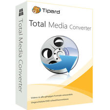 Total Media Converter Tipard dt.Vollversion -lebenslange Lizenz  ESD Download