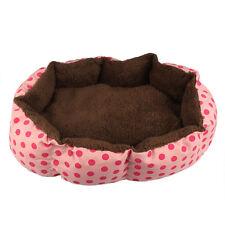 Soft Fleece Haustier Hund Puppy Katze Warm Bed House Plush Cozy Nest Essen Pad