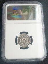 South Africa 1958 6 Pence 6p 6d Proof PF65 - High Grade RARE NGC