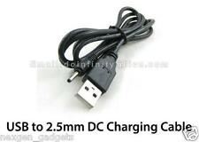 USB to DC Plug Connector 2.5 mm 5V Power Supply Cable for MP4 Mp3 eReader