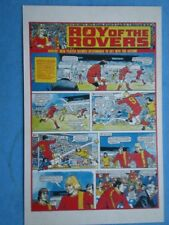 POSTCARD  ROY OF THE ROVERS COVER - 4/2/76