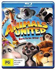 Animals United : NEW Blu-Ray