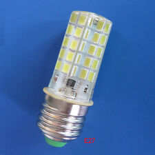 1x E27 Dimmable bulb 80 LED 5730SMD 220~240V Lamp Silicone Crystal Light White E