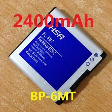 2400mAh BP-6MT BP 6MT High Capacity Battery Use for Nokia E51/N82/6720C