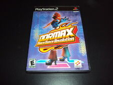 """DDRMAX: Dance Dance Revolution """"Great Condition""""  (PlayStation 2) Complete PS2"""