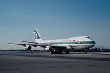 576073 Air New Zealand B747 219B Los Angeles USA A4 Photo Print