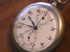 Montbrillant Watch My - G.Leon Breitling S.A.- Chronograph - Pocket watch -1900s
