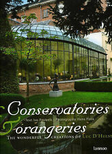 Conservatories and Orangeries: The Wonderful Creations of Luc D'Hulst, Pauwels,