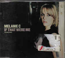 Melanie C-If That were me cd maxi single incl video