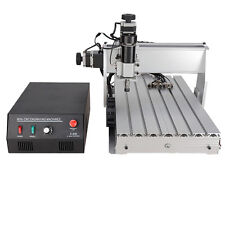 500W 3 Axis 3040 CNC Router Engraver Milling Machine Engraving Drilling Desktop