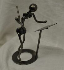 Nuts and Bolts Music Director Figurine Orchestra Director Music Teacher Gift