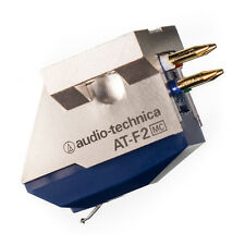 Audio-Technica AT-F2 Moving Coil (MC) Tonabnehmer Cartridge HIGH END! NEU+OVP!