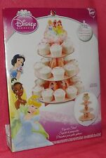 Princess,Disney Cupcake/Treat Stand,Cardboard,Wilton, Pink,1512-7475