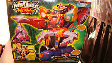 Power Rangers Deluxe ISIS Command Megazord RARE
