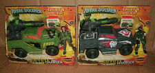 "2 Total Soldier Coyote Charger Vehicles + 3.75"" Action Figures Lanard The Corps"