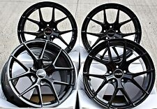 "18"" CRUIZE GTO GB ALLOY WHEELS FIT HYUNDAI COUPE GRANDEUR TUCSON"