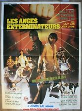 LES ANGES EXTERMINATEURS Affiche Cinéma / Movie Poster 160x120 Joseph Lai