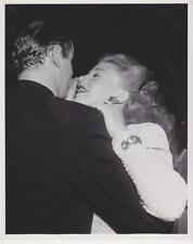 Jack Briggs and Ginger Rogers Dancing at Mocambo -  Press Photo