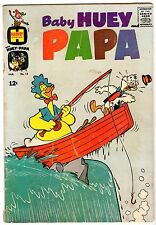 Baby Huey and Papa #15, Very Good Condition.