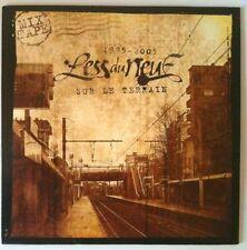 Album CD - Less Du Neuf - Sur le terrain - Neuf