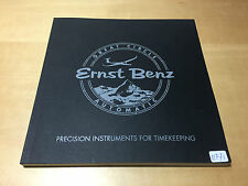 Catálogo Catalogue ERNST BENZ - Collection 2006 - English - Watches Montres