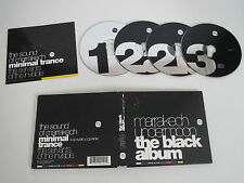 MARRAKECH UNDERMOON/THE BLACK ALBUM(KAMAR MUSIC 857757 00101 5) 4XCD ALBUM