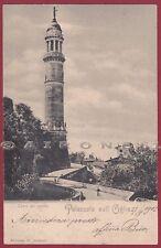 BRESCIA PALAZZOLO SULL'OGLIO 18 Cartolina viaggiata 1902